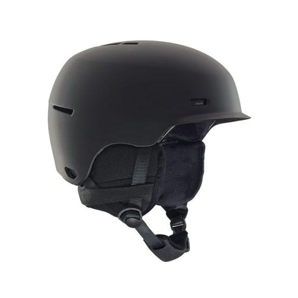 Anon Highwire Helmet Casco Uomo ragazzo sci snow nero