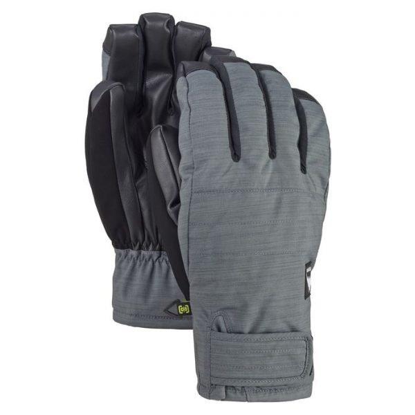 Men's Burton Reverb GORE‑TEX Glove guanti ragazzo snowboard grigi