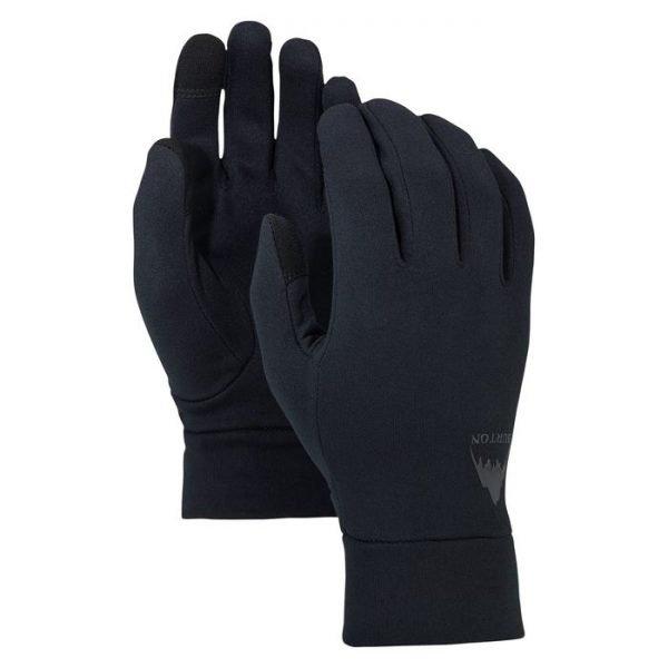 Burton Screen Grab Glove Liner sottoguanto nero