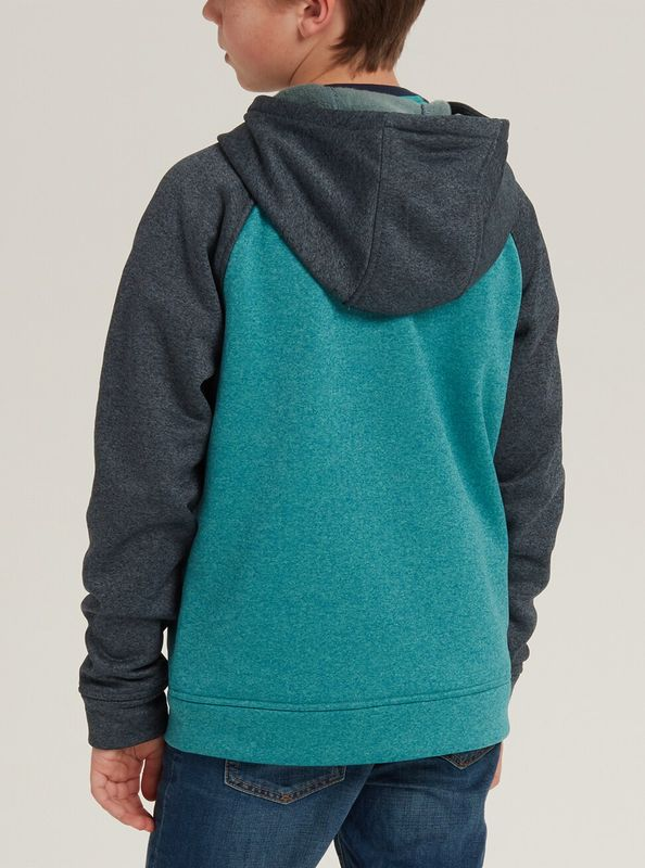 Boys' Burton Oak Full-Zip Hoodie