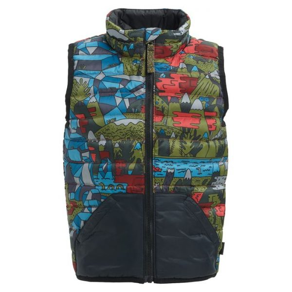 Toddler Burton Evergreen Vest gilet bambino