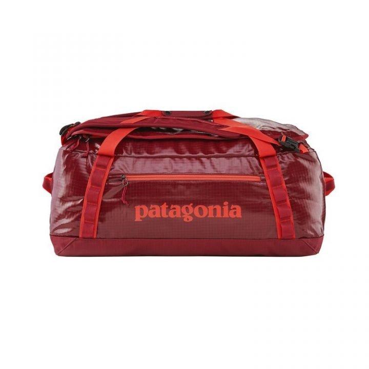Patagonia Black Hole Duffel Bag 55L rosso