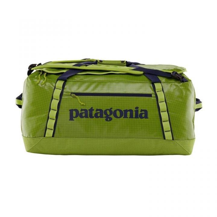 Patagonia Black Hole Duffel Bag 70L verde