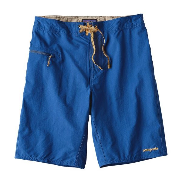 Patagonia Men's Stretch Wavefarer® Boardshorts - 21 costume maschile uomo ragazzo blu da surf