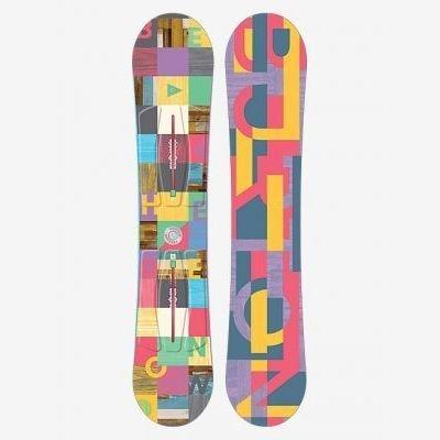 Burton Tavola Donna Feather Snowboard ragazza scontato