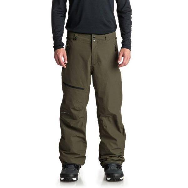 Quicksilver pantalone Forever 2L GORE-TEX EQYTJ03170 verdone snowboard maschile