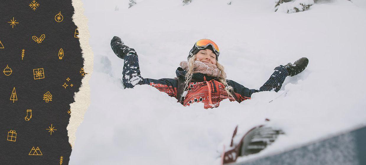 slider saldi offerte snowboard tavole uomo donna