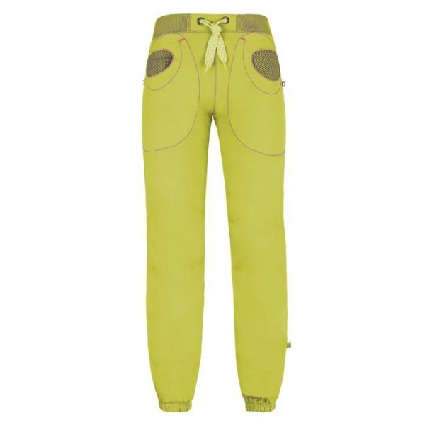 E9 Pantalone bambina B Mix ragazzina verde arrampicata