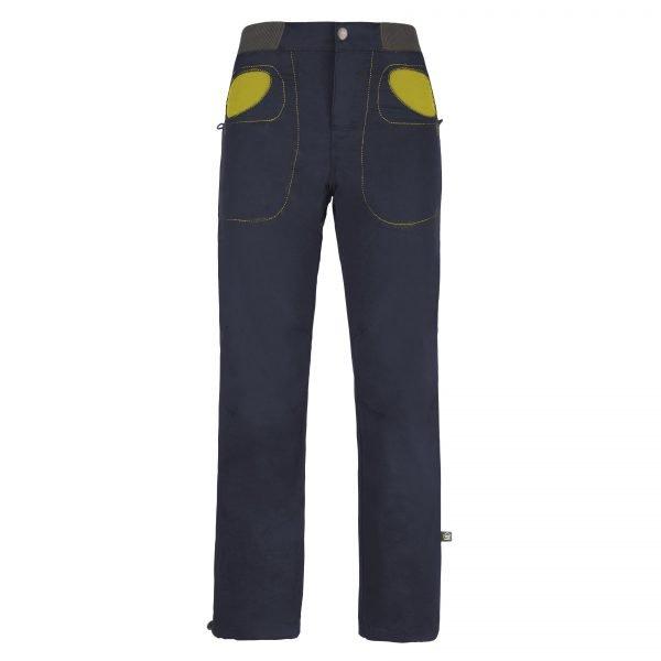 E9 Pantalone bambino B Rondo Story estivi arrampicata blu