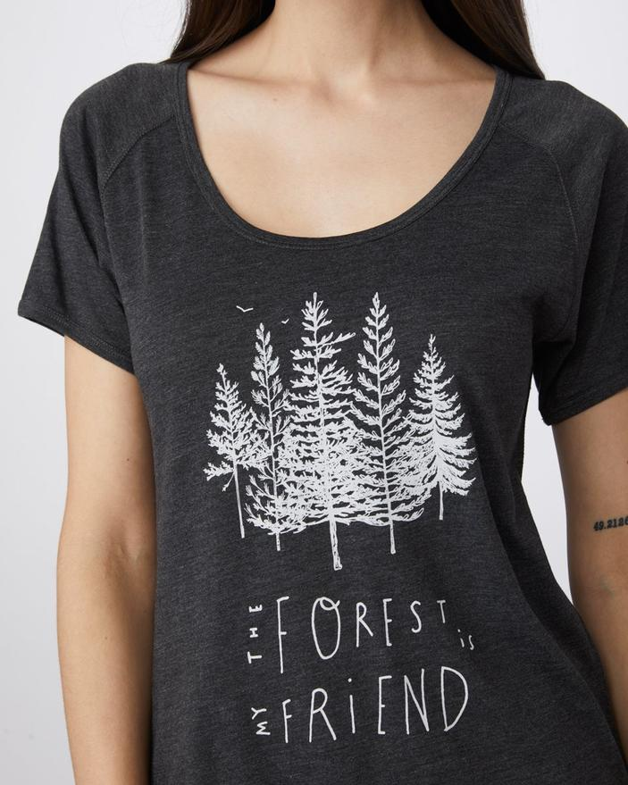 Tentree W Forest tee