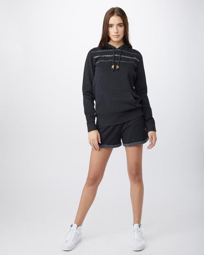 Tentree w Support Stripe hoodie