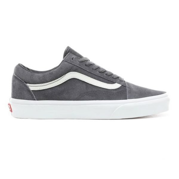 Vans Old Skool Ebony Soft Suede