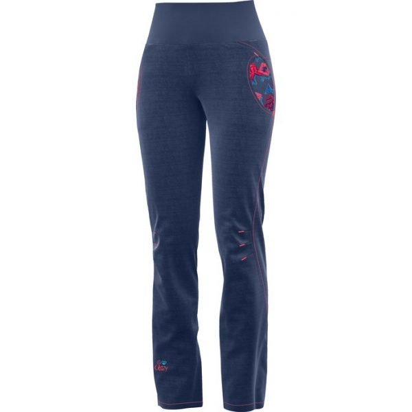 Crazy Idea Pants After Women denim pantalone donna