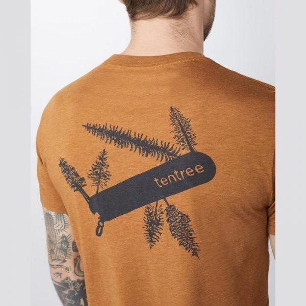 Tentree m jack t maglietta alberi