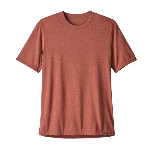maglietta tecnica trekking uomo maschile