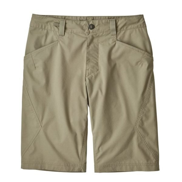 Patagonia Men's Venga Rock Shorts pantalocino uomo arrampicata marrone