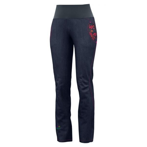 Crazy Idea Pant After Light Woman pantalone donna leggero tempo libero trekking