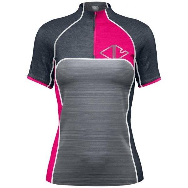 Crazy Idea T-Shirt Ionic Woman maglietta tecnica corsa trekking donna ragazza