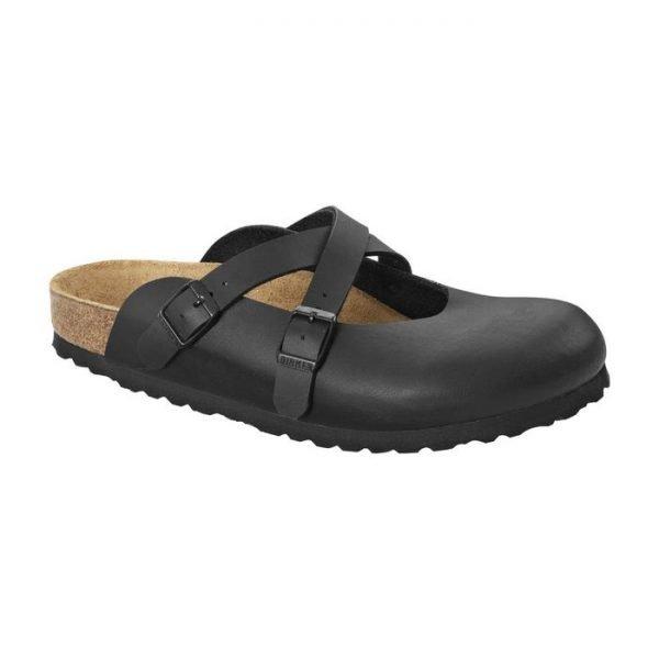 Sandalo chiuso donna Birkenstock Dorian nero black