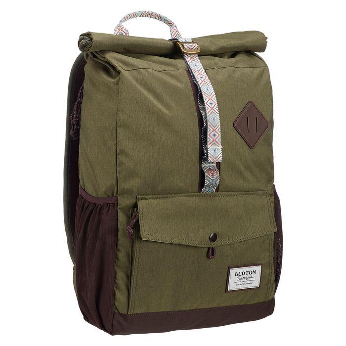 Burton Export 25L Backpack zaino bagaglio a mano verdone