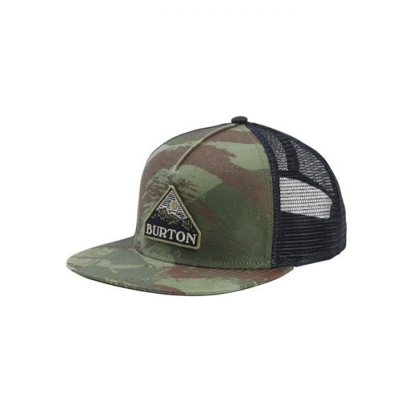 Burton Marble Head Hat militare visiera dritta
