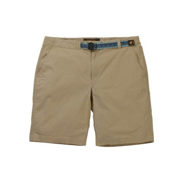 Men's Burton Ridge Short pantaloni corti beige
