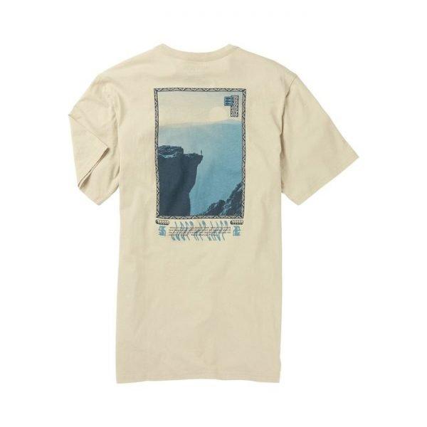 Burton maglietta uomo Galehead t-shirt ragazzo snowboard