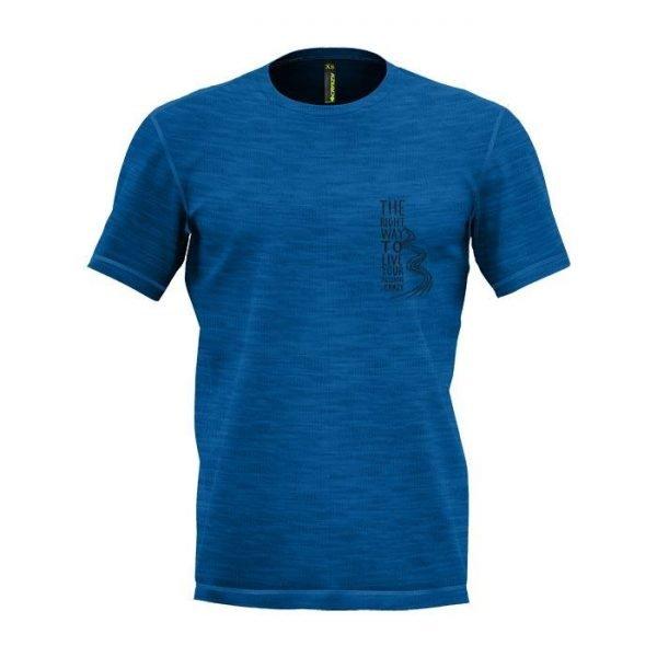 Crazy Idea T-Shirt Animals Man