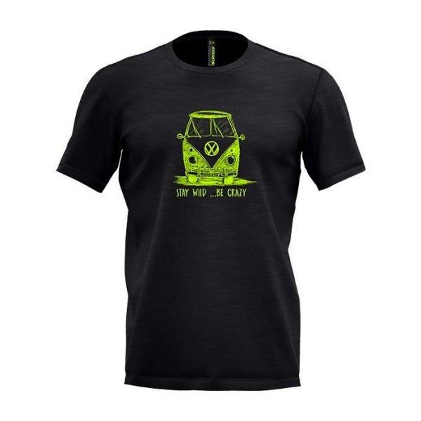 Crazy Idea T-Shirt Lost Man