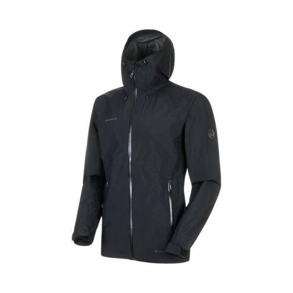 Giacca Mammut Convey Tour jacket men guscio uomo alpinismo nero