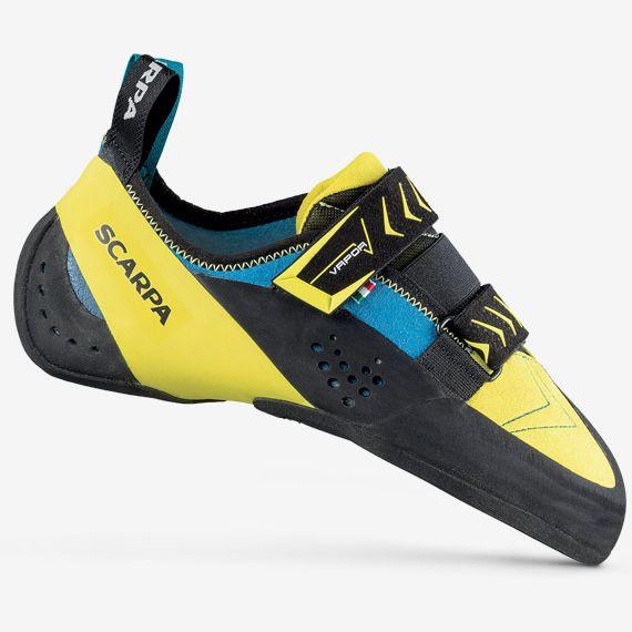 Scarpa nuova Vapor V scarpetta arrampicata velcro comoda uomo ragazzo