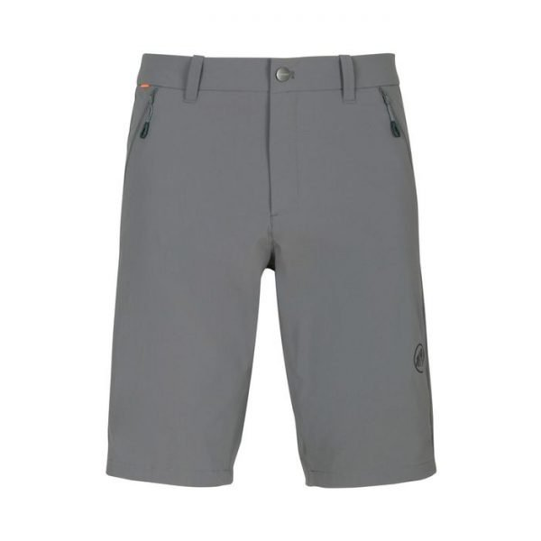 Mammut Hiking Shorts for Men pantaloncino uomo grigio da motnagna