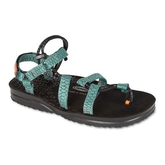 Sandalo Lizard Hex H2o sandalo donna infradito sportivo emerald