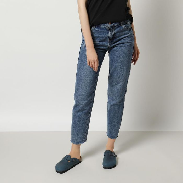 Birkenstock Boston Blu Insignia Blue