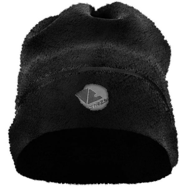 Crazy Idea Cap Link Extrafleece nero