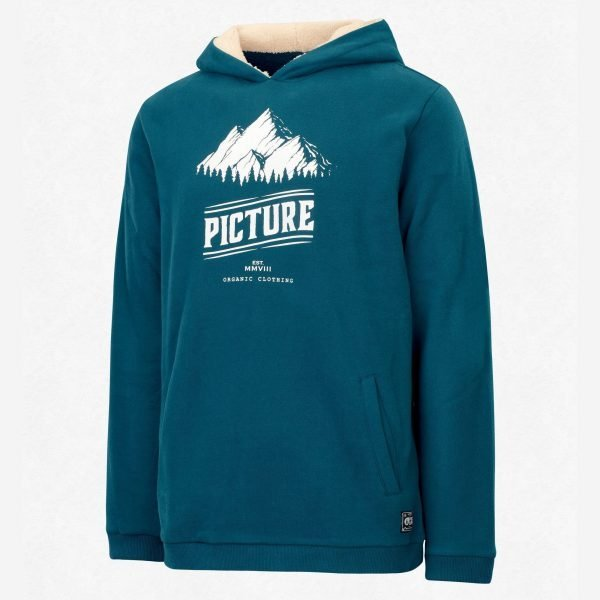 Picture Organic clothing felpa uomo Hopper montagna