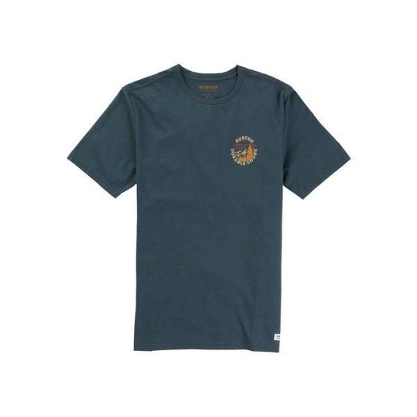 Men's Burton Mill Pond Short Sleeve T-Shirt