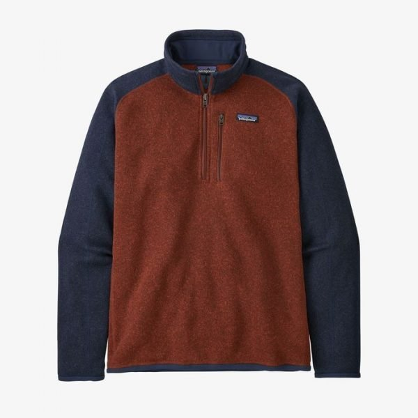 Patagonia Pile Uomo Men's Better Sweater 1/4-Zip pile uomo