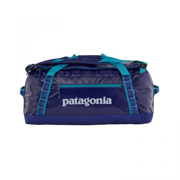 Patagonia Black Hole Duffel Bag 55L cobalt blue