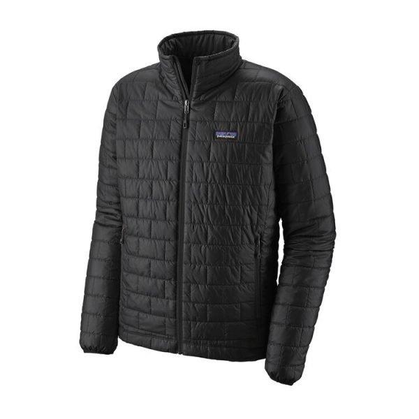 Patagonia Giacca Uomo Men's Nano Puff Jacket imbottitura sintetica. giacca mezza stagione maschile