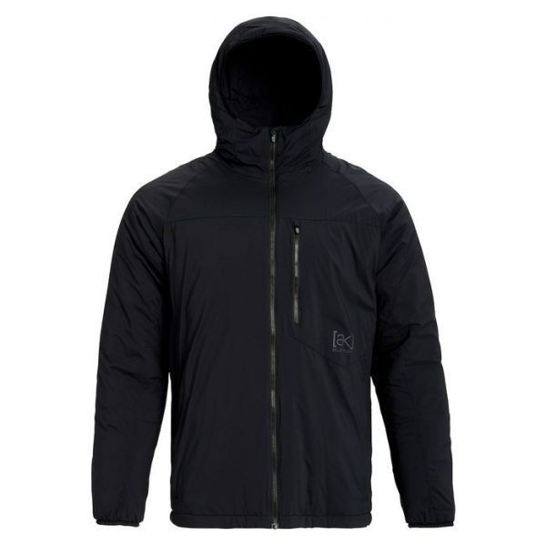giacca sotto guscio uomo ragazzo nero primaloft caldo