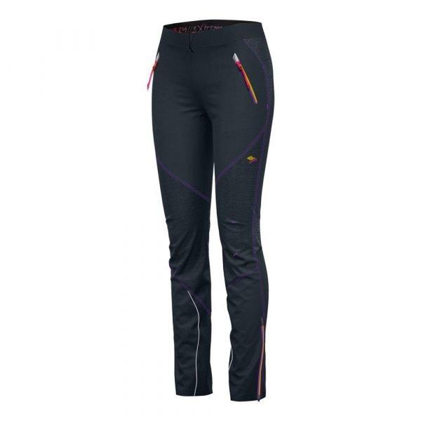 Crazy Idea Pantalone Donna B Side pantalone sci alpinismo ciaspole donna ragazza
