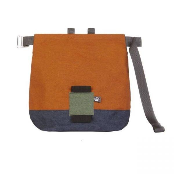 Enove E9 Gulp porta magnesite boulder arancione grigio
