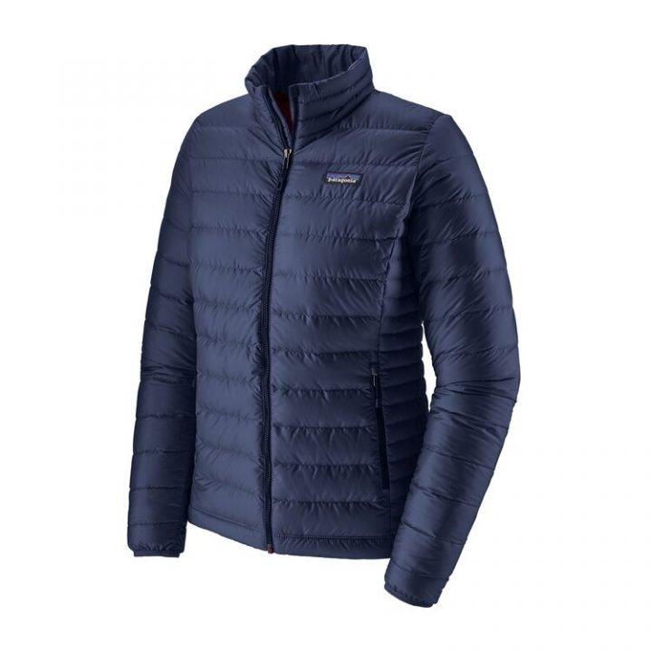 Patagonia Women's Down Sweater Jacket cento grammi donna piumino montagna