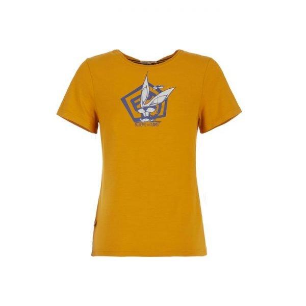 E9 Rabbit t-shirt bambino gialla