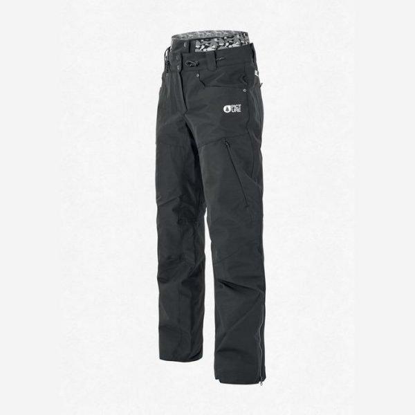 pantalone picture organic clothing da ragazza nero per lo sci snowboard