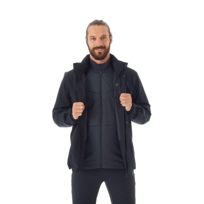 Mammut nuova Trovat 3 in 1 Hooded Jacket Men