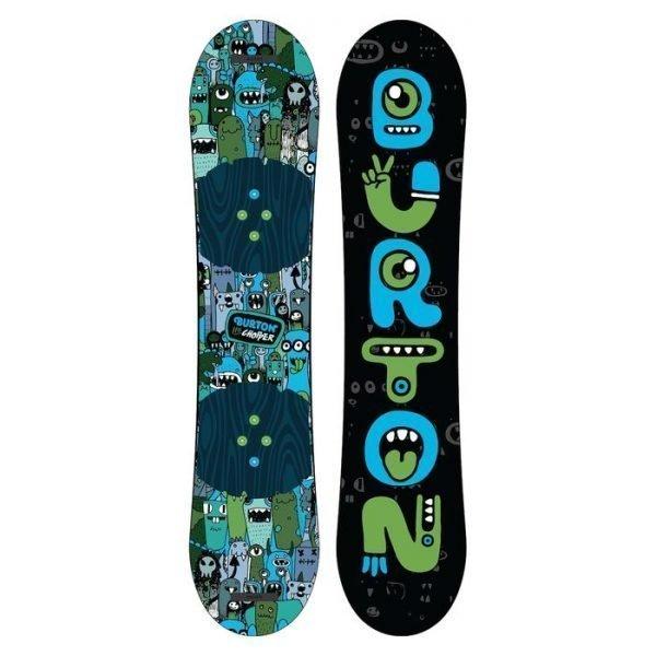 tavola snowboard da bambino ragazzino facile