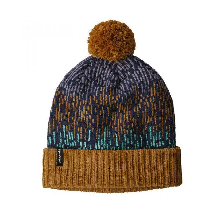 berretto invernale con pon pon