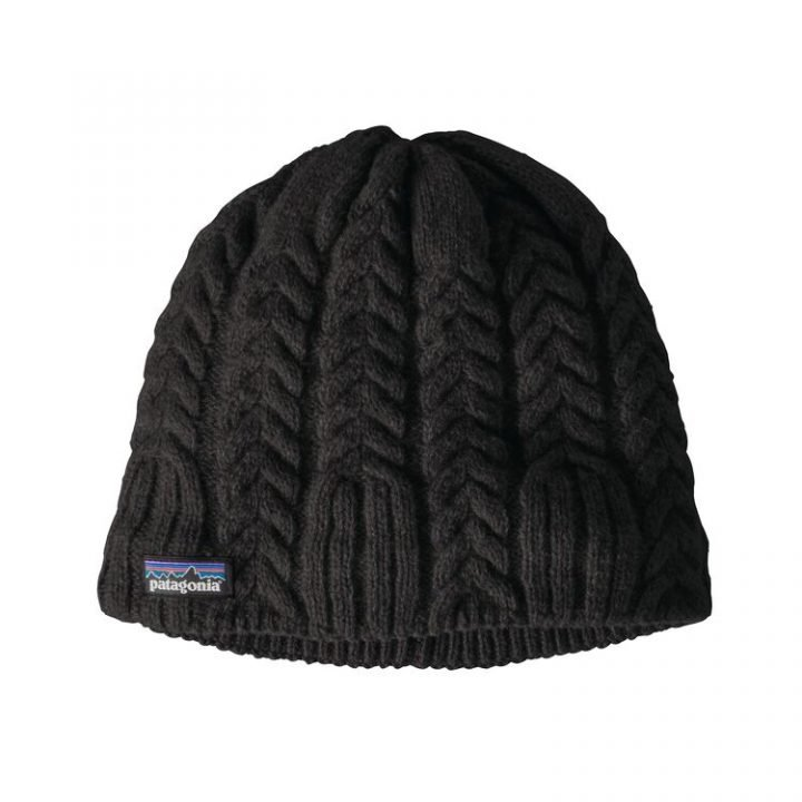 cappellino nvernale femminile nero